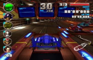 Screenshot of F Zero