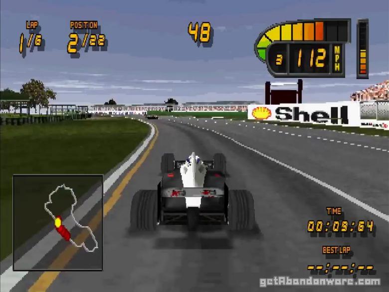 🔥 Formula 1 98 Cheat Codes | PS1